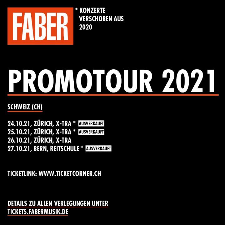 Faber @ X-tra
