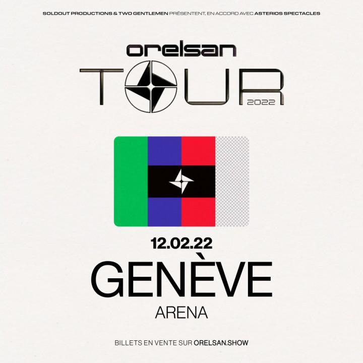 Orelsan @ Arena